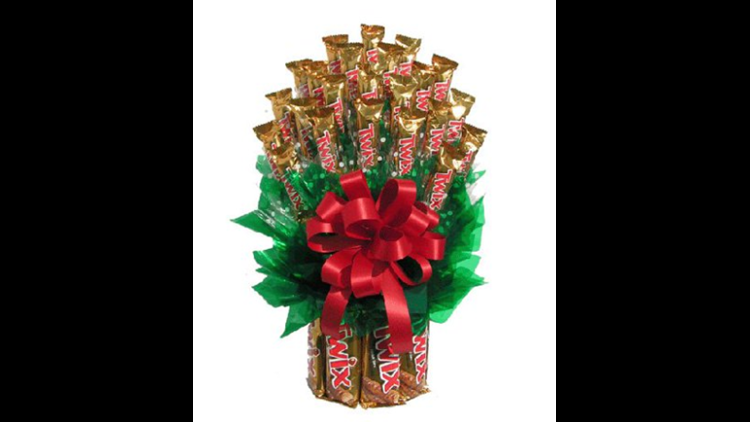 Forget the flowers, Walmart sells candy bouquets for your Valentine
