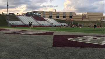 Rossford unveils new football stadium to the community