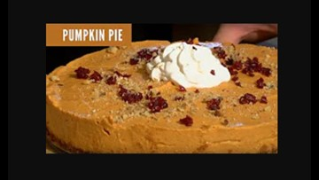 What's for Supper? Skinny Pumpkin Cheesecake