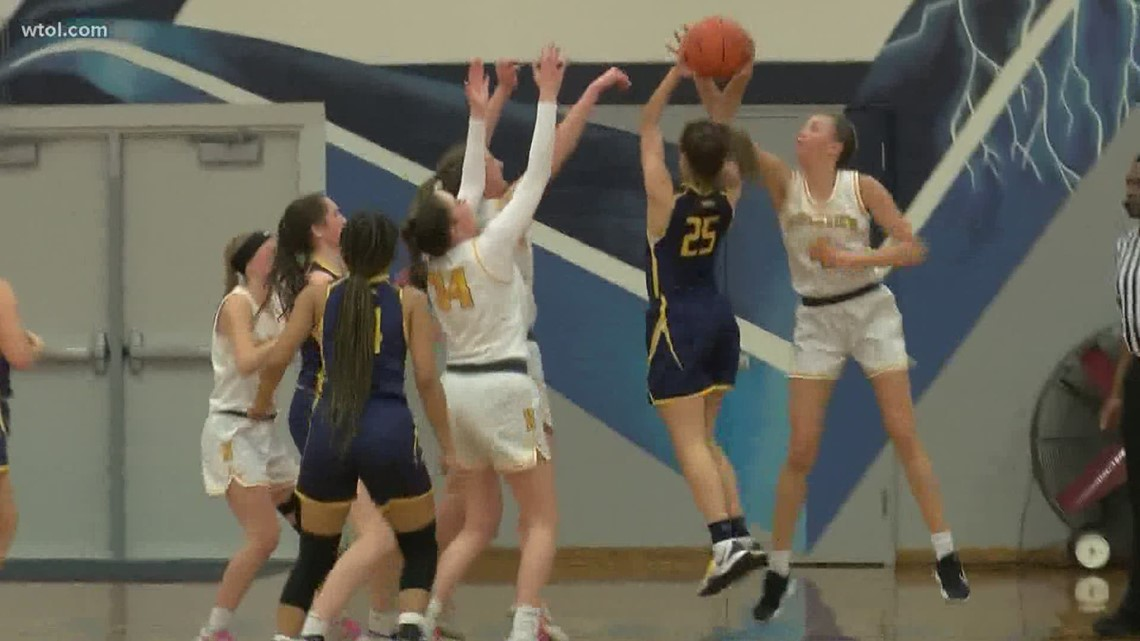 Basketball highlights from boys, girls and MAC play | WTOL 11 Sports - March 2