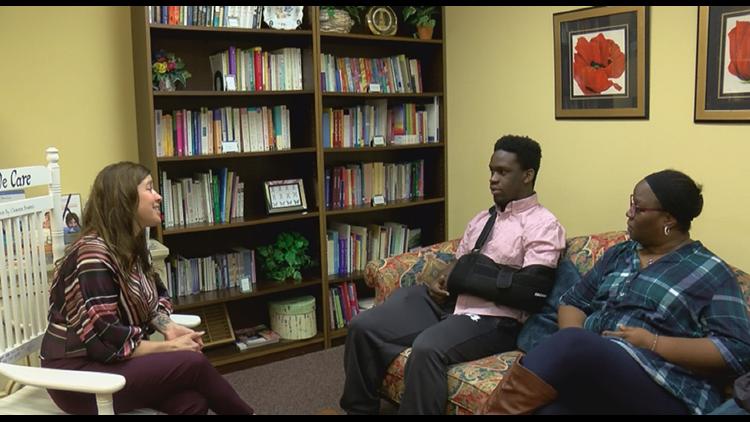 Swanton senior raises $2K for Victory Center, Baskets of Care