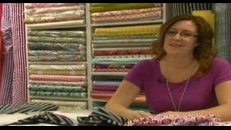 Elmore woman finds success in clothing design