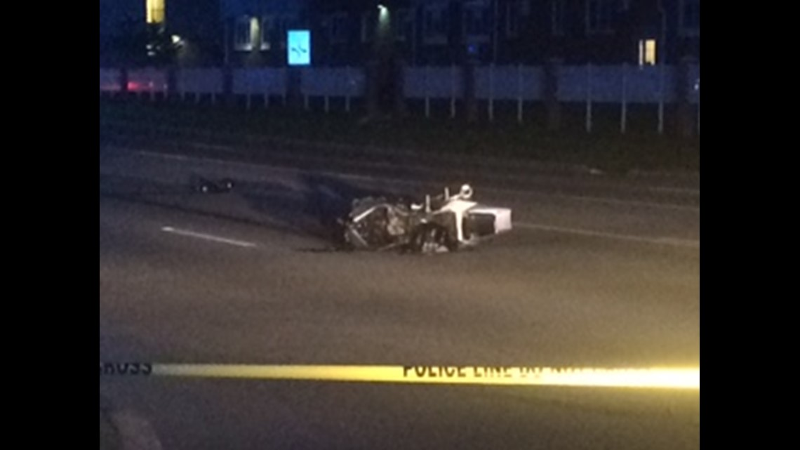 Two people killed in south Toledo motorcycle crash | wtol com