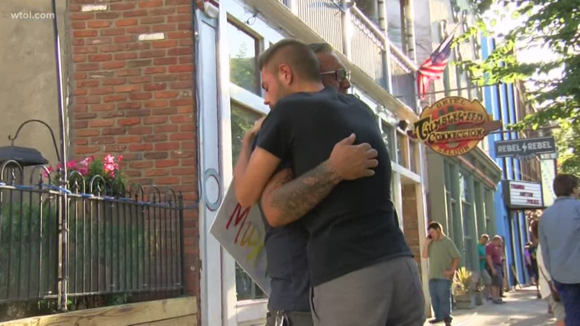 Emotions range as Dayton picks up pieces from shooting that led 9 dead, 27  injured