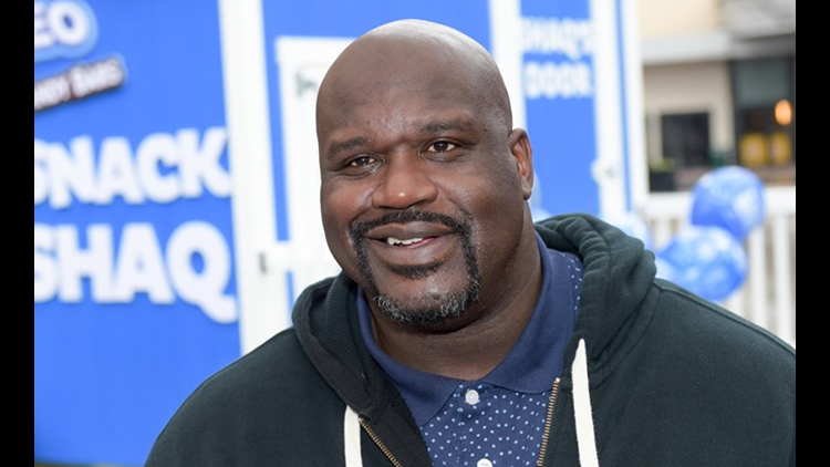 Shaq JCPenney Launch Big Tall Model Search