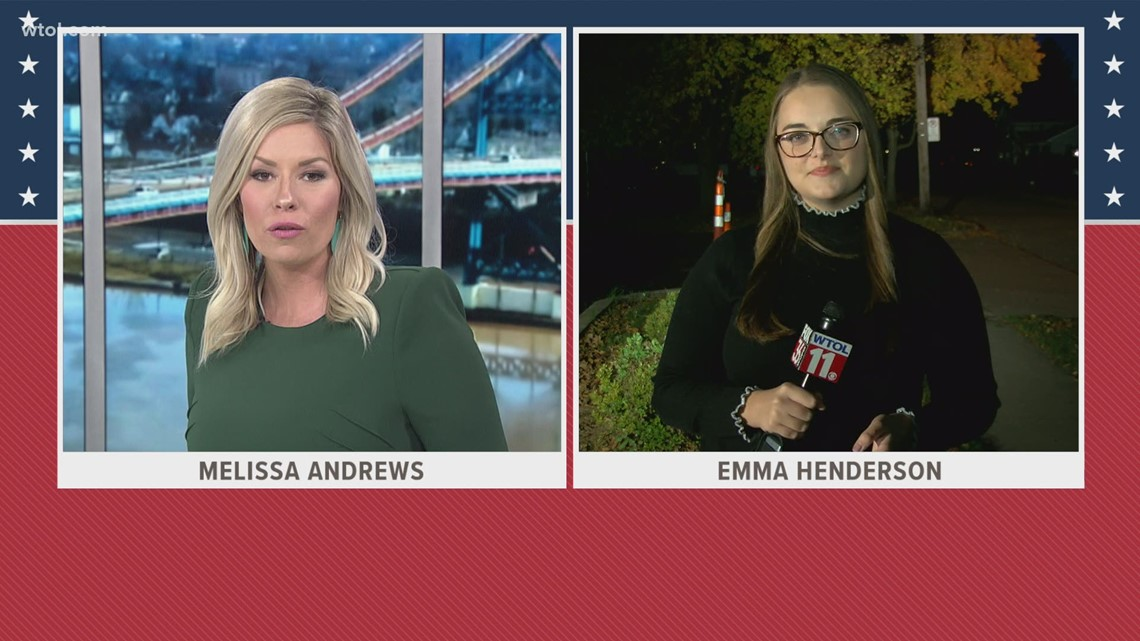 Team coverage: Election coverage in NW Ohio and SE Michigan | Wednesday, Nov. 4 - 6 p.m. update