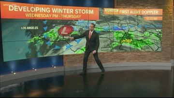 FIRST ALERT: Significant Winter Storm In Sight