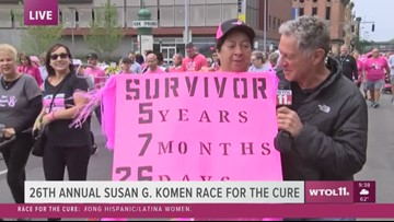 Race for the Cure: Survivors share their legacy