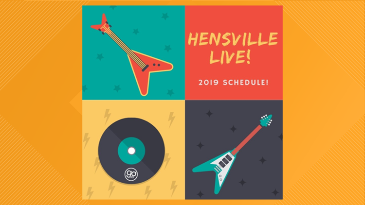 GO 419: Hensville LIVE! Back for a third year