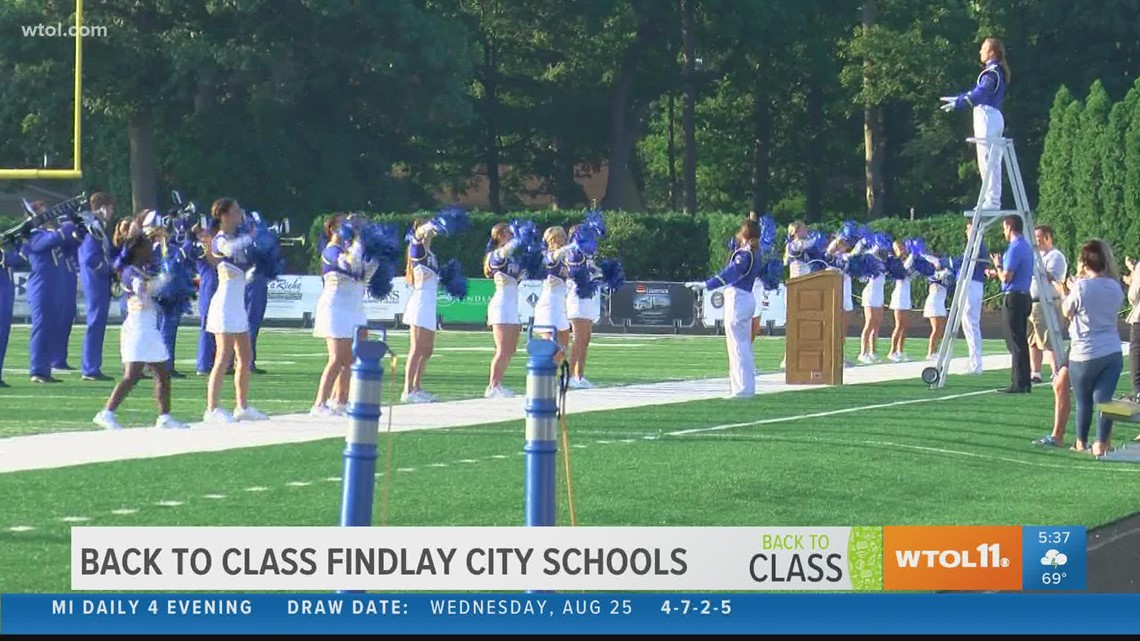 Back to Class: Findlay City Schools