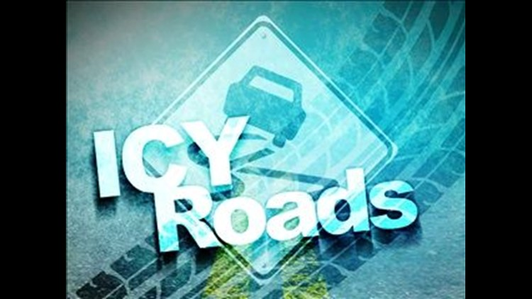 TRAFFIC ALERT: Icy conditions on I-75 | wtol com