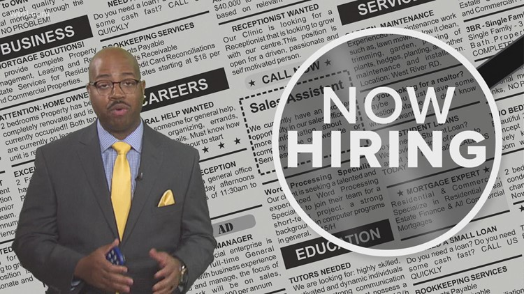 Now Hiring: Jobs available in the 419