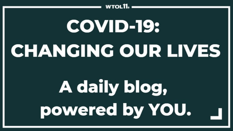 COVID-19 Changing Our Lives logo