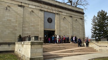 Hayes library and museum goes all out for Presidents Day