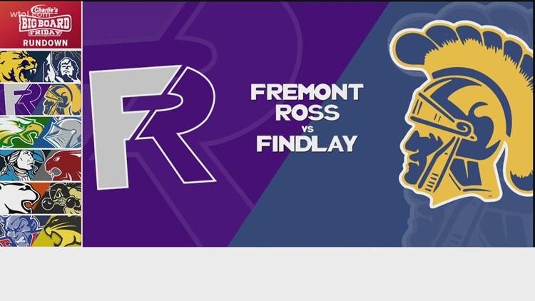 Big Board Friday Week 6: Fremont Ross vs. Findlay