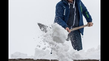 Staying heart safe in cold and snow