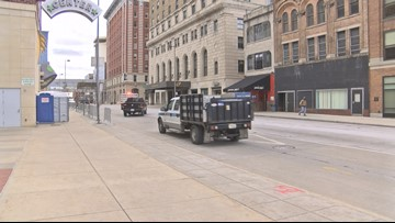 KNOW BEFORE YOU GO! Here's what you can and cannot bring into the Huntington Center for President Trump's rally