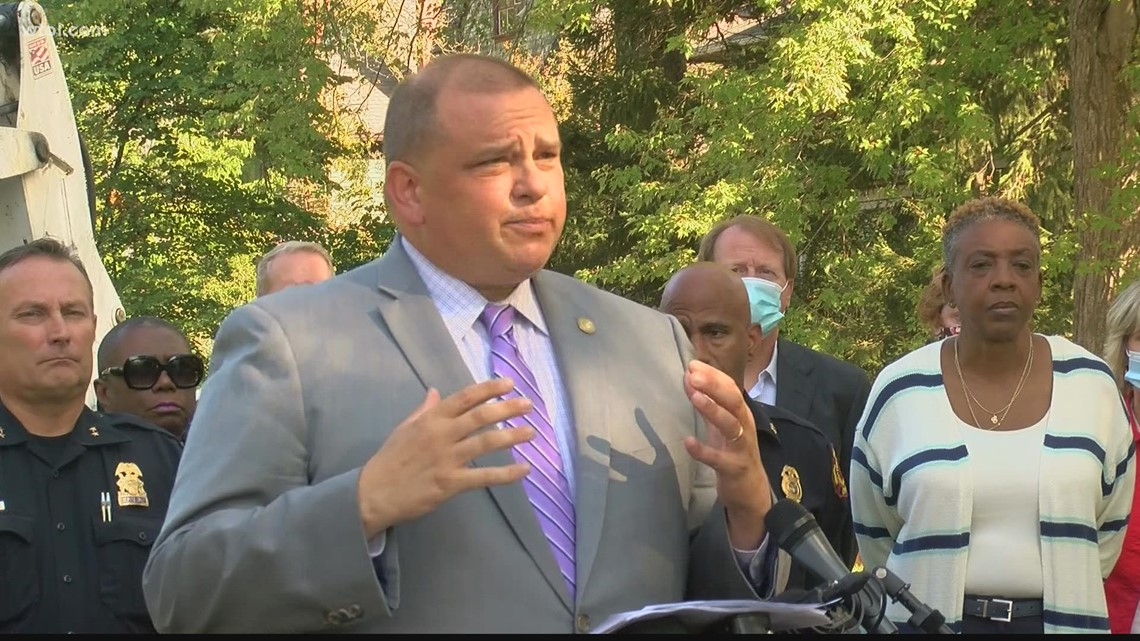City of Toledo announces plans for $180M in federal funds, including adding almost 100 police officers