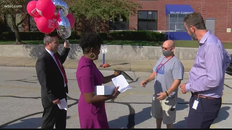 Leaders in Action: Tim Lewallen of Holland Elementary School