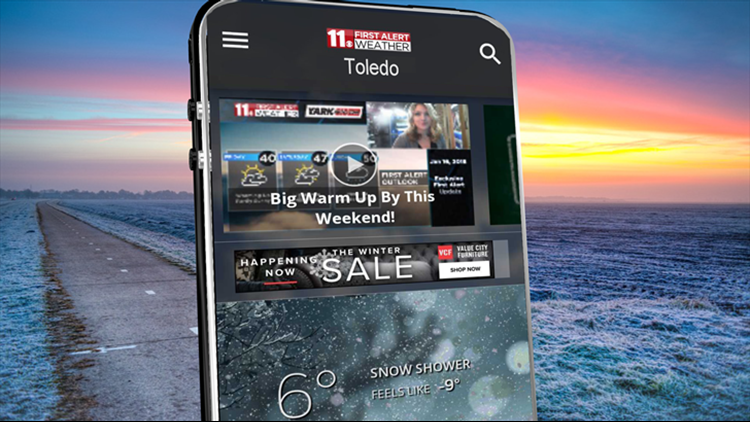 Relive '78: How the FIRST ALERT Weather App Works | wtol com