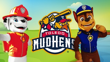 Dog Days of Summer - Toledo Mud Hens Home Monday through Sunday