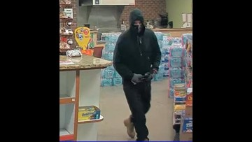 TPD looking for man suspected of two separate gas station robberies