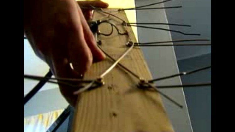 Don't Waste Your Money: How to make a homemade TV antenna