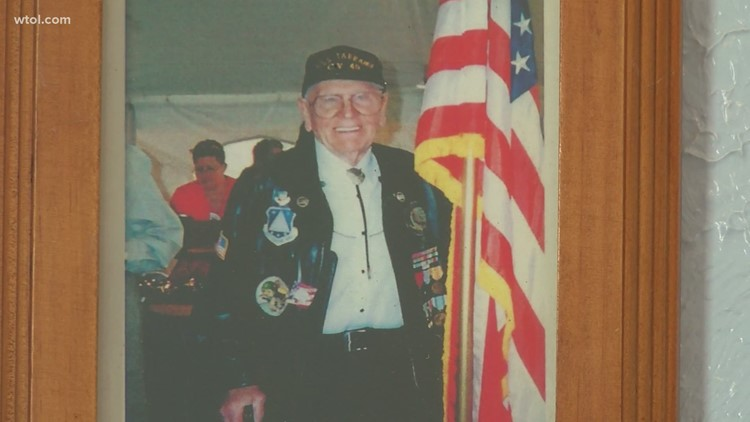 Local Air Force veteran and survivor of Pearl Harbor honored for years of service to the nation