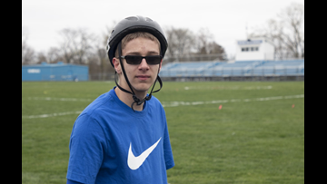 Anthony Wayne athlete overcomes the odds