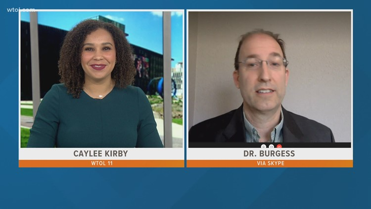 Dr. Burgess - Promedica | Your Weekend Guest