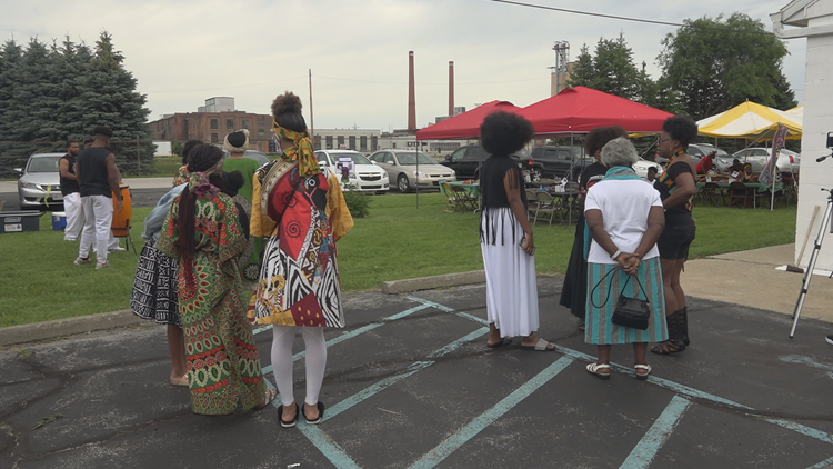 Community celebrates Juneteenth at Rossford First Baptist Church