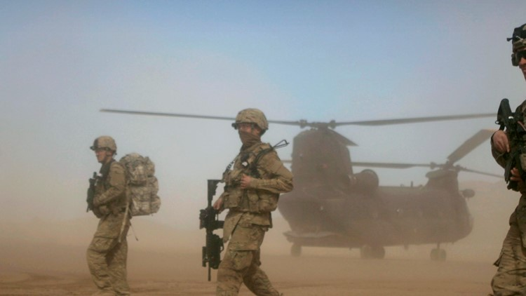 Northwest Ohio Afghanistan veteran reflects on America's involvement in overseas conflicts