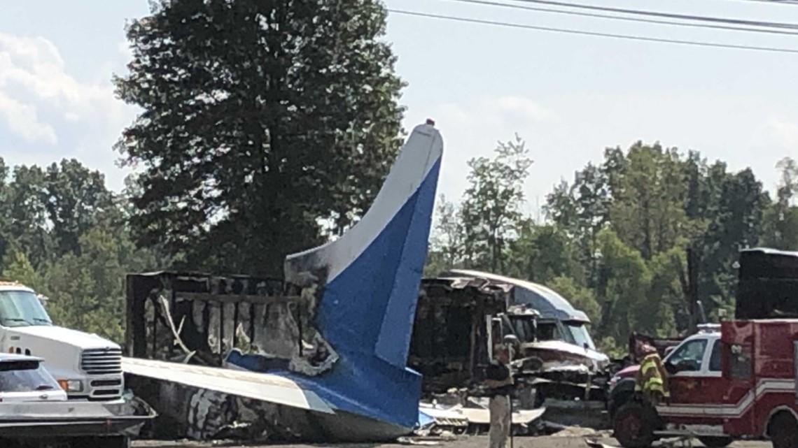 Authorities identify victims in cargo plane crash near