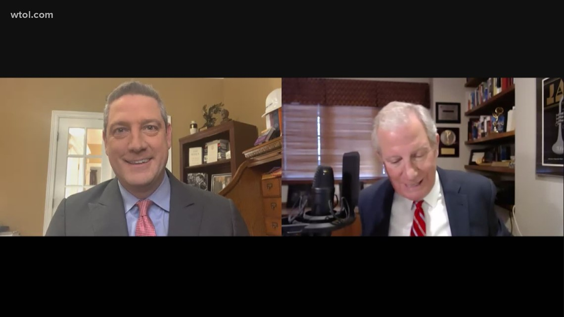 Feb. 14, 2021: Leading Edge with Jerry Anderson —  U.S. Rep. Tim Ryan, D-Youngstown   Part 1
