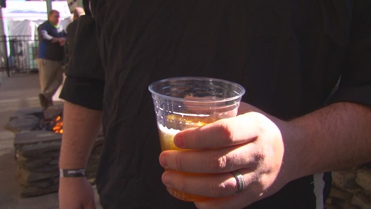 Area professor warns of signs of alcohol poisoning amid alleged BGSU hazing incident
