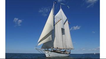 Tall Ship Appledore IV coming to Toledo