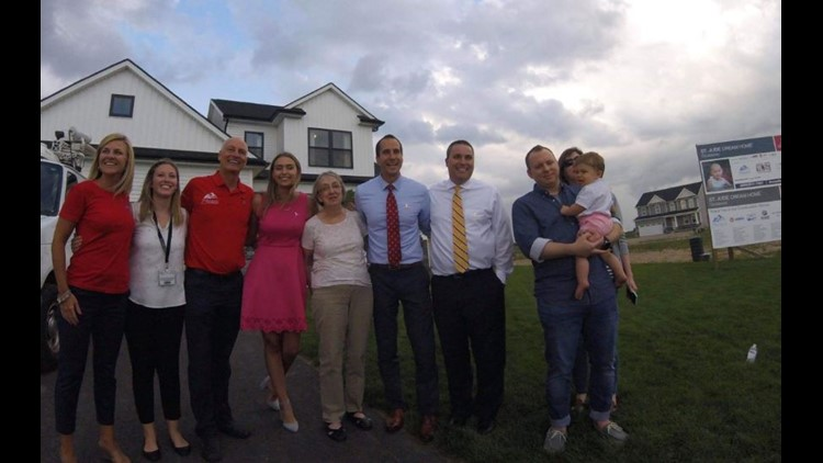 Dreams come true for local family after winning 2019 St. Jude Dream Home