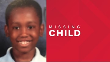 TPD looking for missing 10-year-old