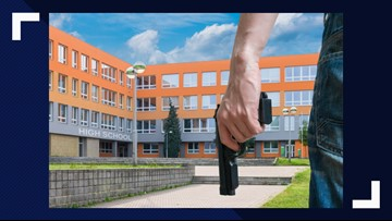11 school districts plan major active shooter drill