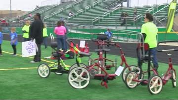 Start High School hosts Special Olympics event