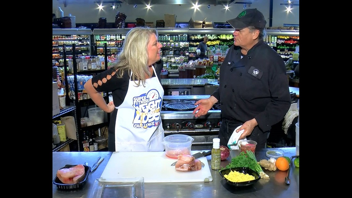 SFWLC: Swordfish dish gives a light protein with a gourmet touch
