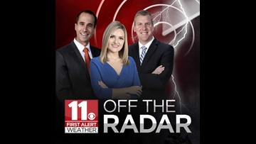 Off The Radar - Episode 36: 2018 Winter Weather Outlook