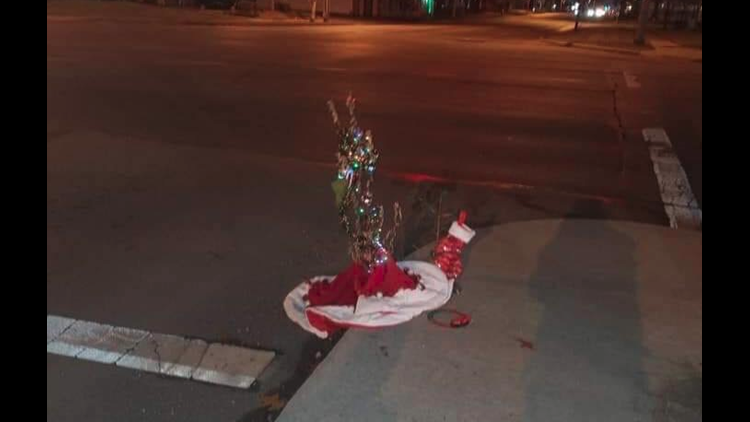 Toledo Christmas Weed.Family Behind The Toledo Christmas Weed Says They Just