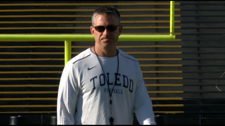 Toledo football picked to finish second in MAC West; BGSU picked last in MAC East in preseason poll