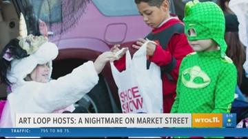 Art Loop hosts Nightmare on Market Street