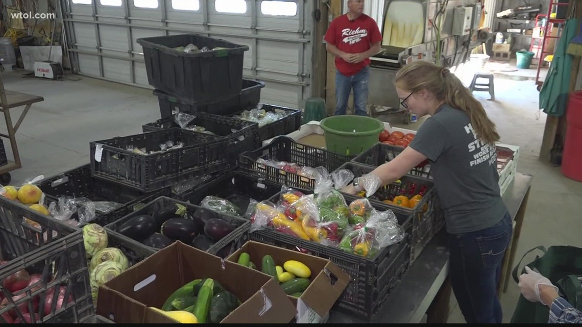 Seneca County agricultural program brings fresh, local produce to you