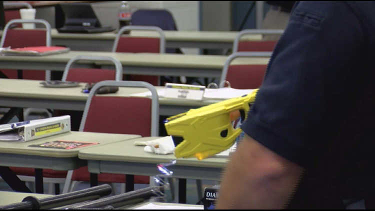 TPD gives inside look at what it takes to fight crime in