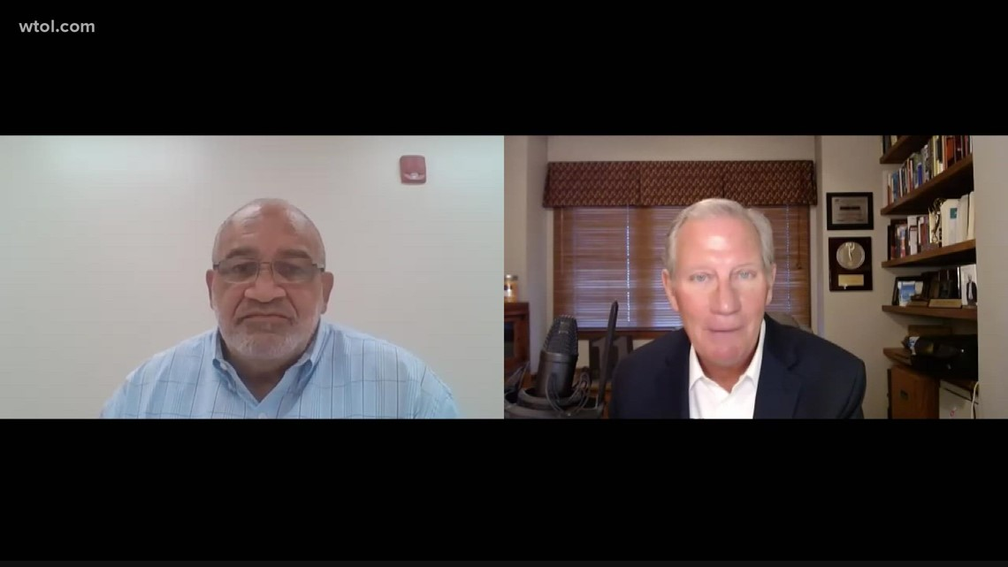 Leading Edge September 5: David Fleetwood, Co-chair of Community  - Police relations and reform committee, Part one