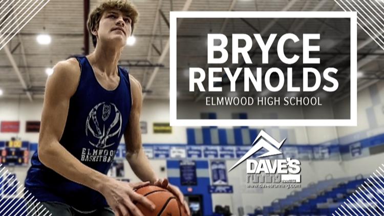 Athlete of the Week: Elmwood's Bryce Reynolds