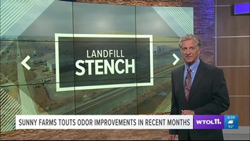 11 Investigates: Sunny Farms Landfill takes more steps to subdue foul stench